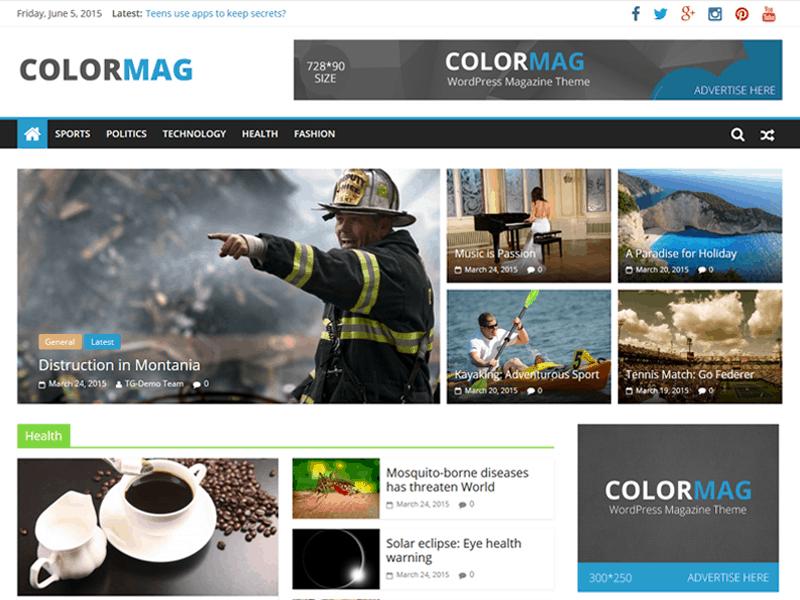 colormag-screenshot