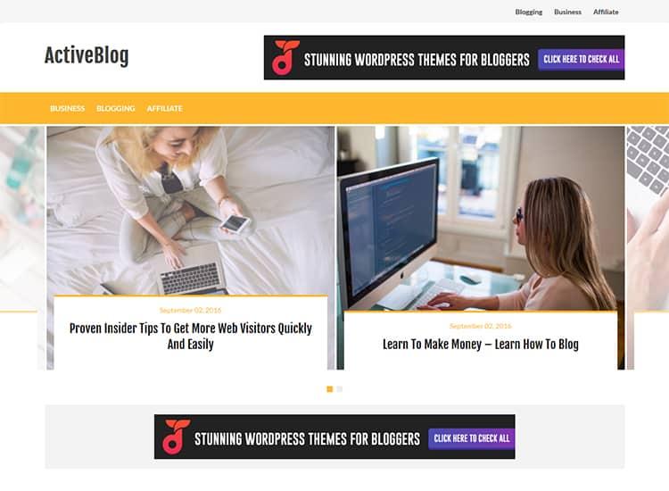 activeblog