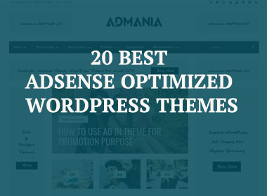 20 best adsense optimized wordpress themes