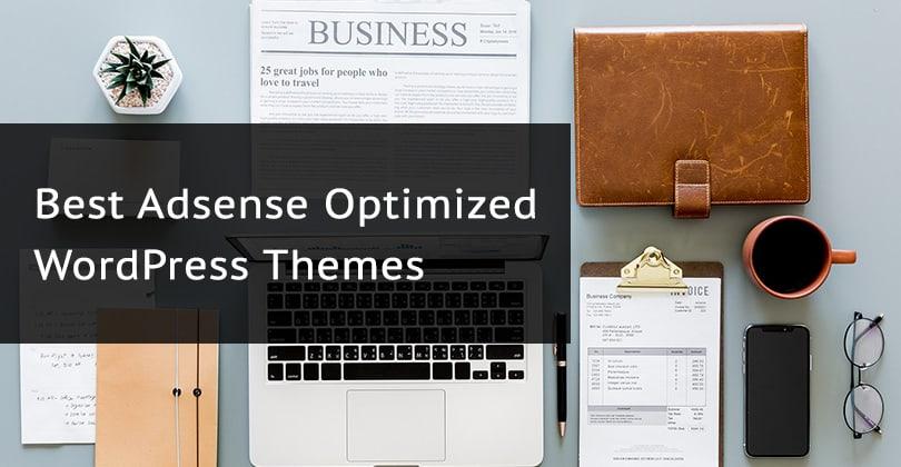 20+ Best Adsense Optimized WordPress Themes