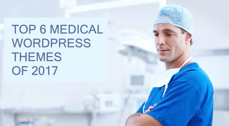 6 Medical WordPress Themes of 2021