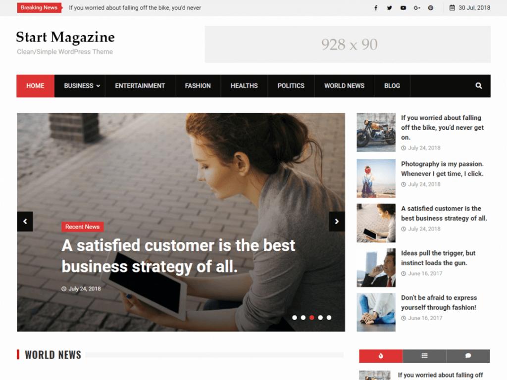 Start Magazine