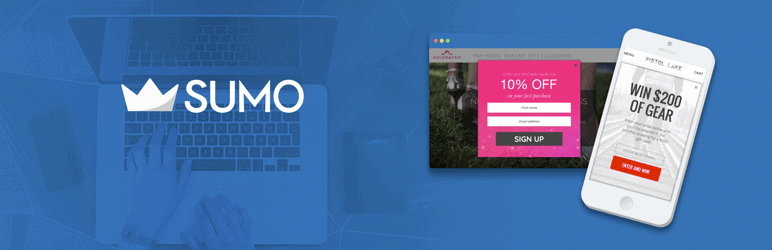 Sumo: Best WordPress Email Marketing Plugins