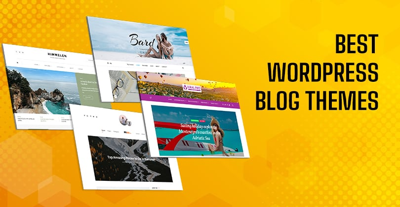 20+ Best Premium and Free WordPress Blog Themes for 2021 to Build Personal and Professional Blog