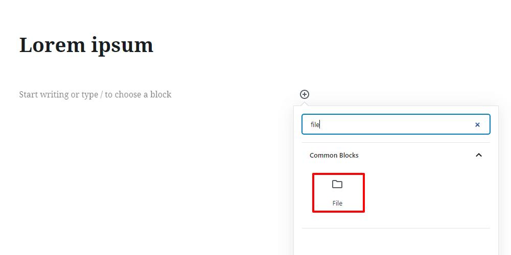 Embed PDF