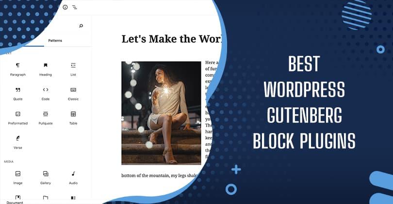 10+ Best Free WordPress Gutenberg Block Plugins