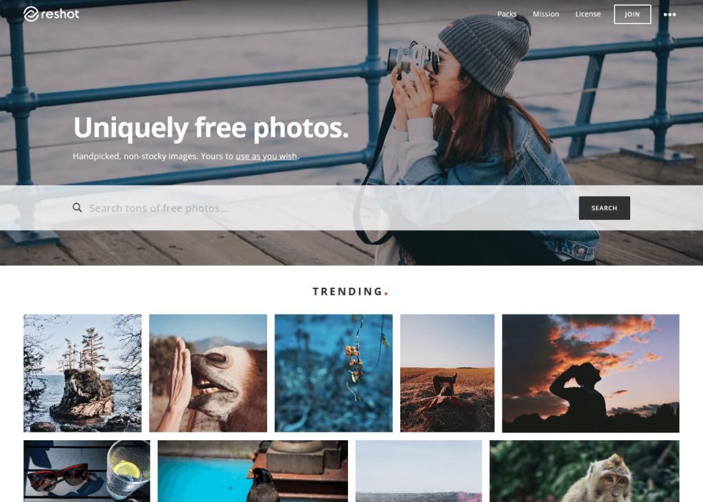 Free Stock Photo Resources