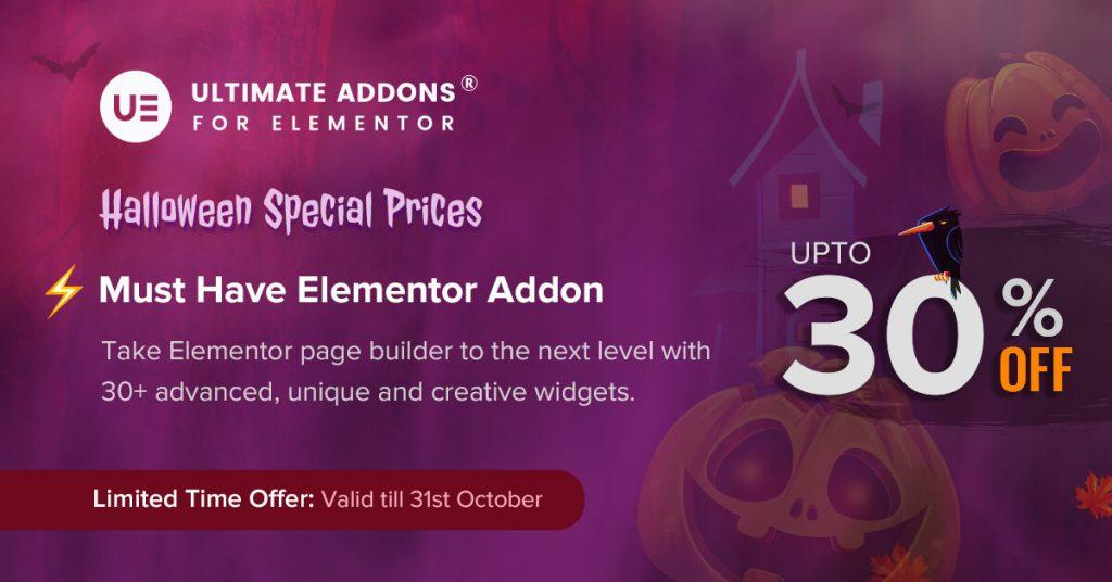 WordPress Halloween Deals and Discounts