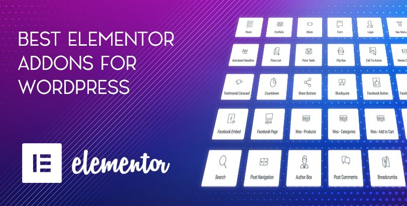 20+ Best Elementor Addons (Free + Premium Extensions)