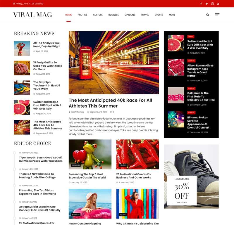 Viral Mag
