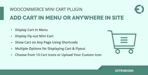 WooCommerce Mini Cart Plugin: Best WooCommerce Mini Cart Extensions