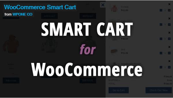 Smart Cart for WooCommerce: Best WooCommerce Mini Cart Extensions